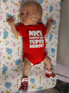 NICU nurses are superheroes