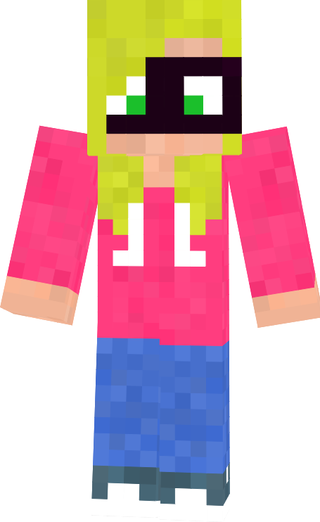 Nicki Cooper Minecraft Character
