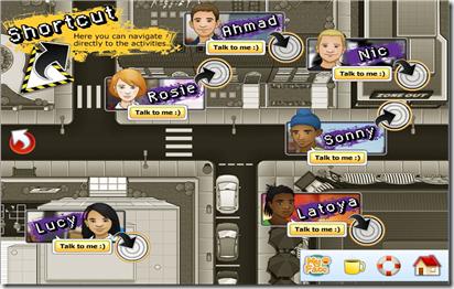 US Online Screenshot