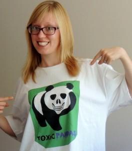Toxic Pandas Tshirt