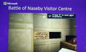 Battle of Naseby Minecraft